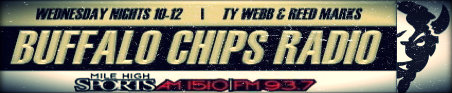 Buffalo Chips Radio