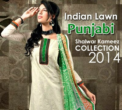 Punjabi Shalwar Kameez Collection / Indian Lawn Suits