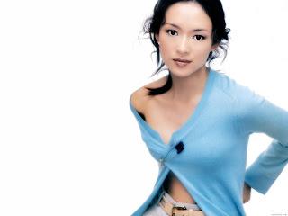 Zhang Ziyi Hot