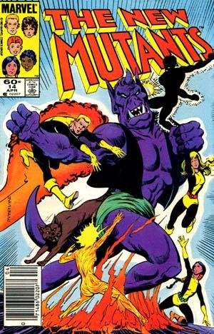 New Mutants #14 pic