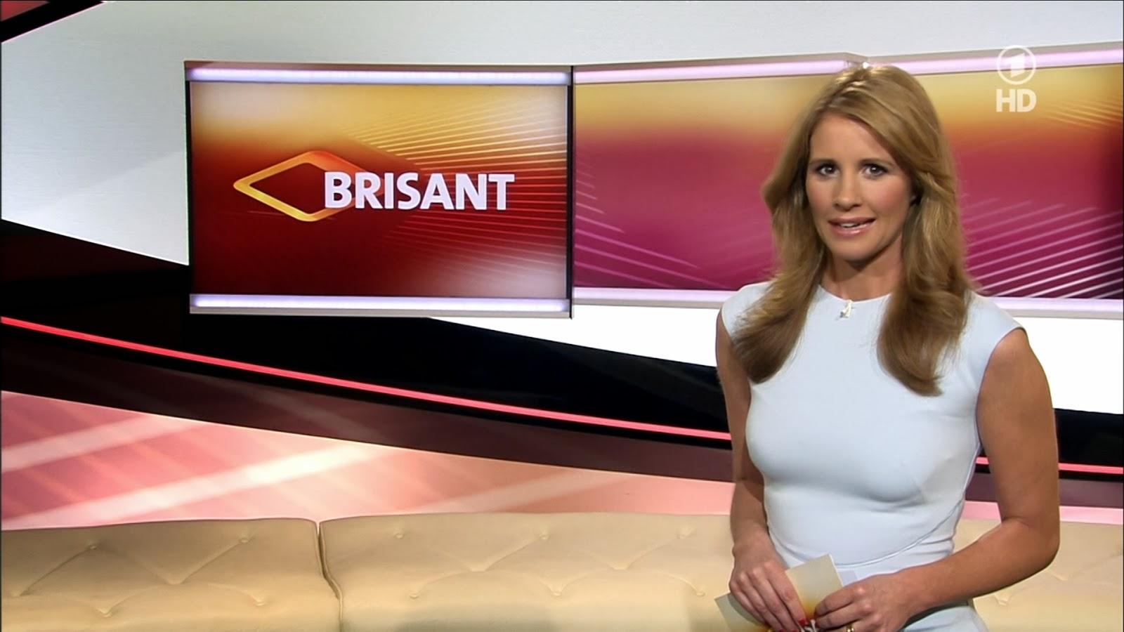 Mareile Höppner TV Moderatorin: März 2014