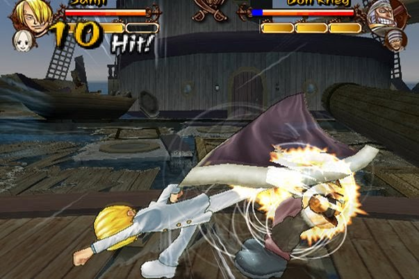 One Piece Grand Adventure - PC Full Emulator [FREE DOWNLOAD]