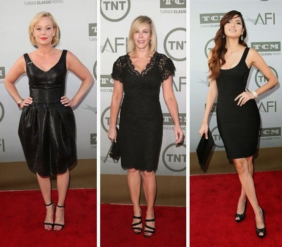 For The End, Black Up To Knees Trio: Samantha Mathis , Chelsea Handler