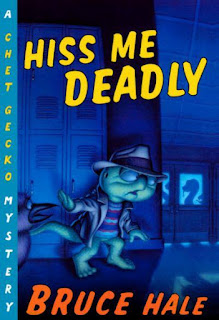 image: Hiss Me Deadly - mystery book review
