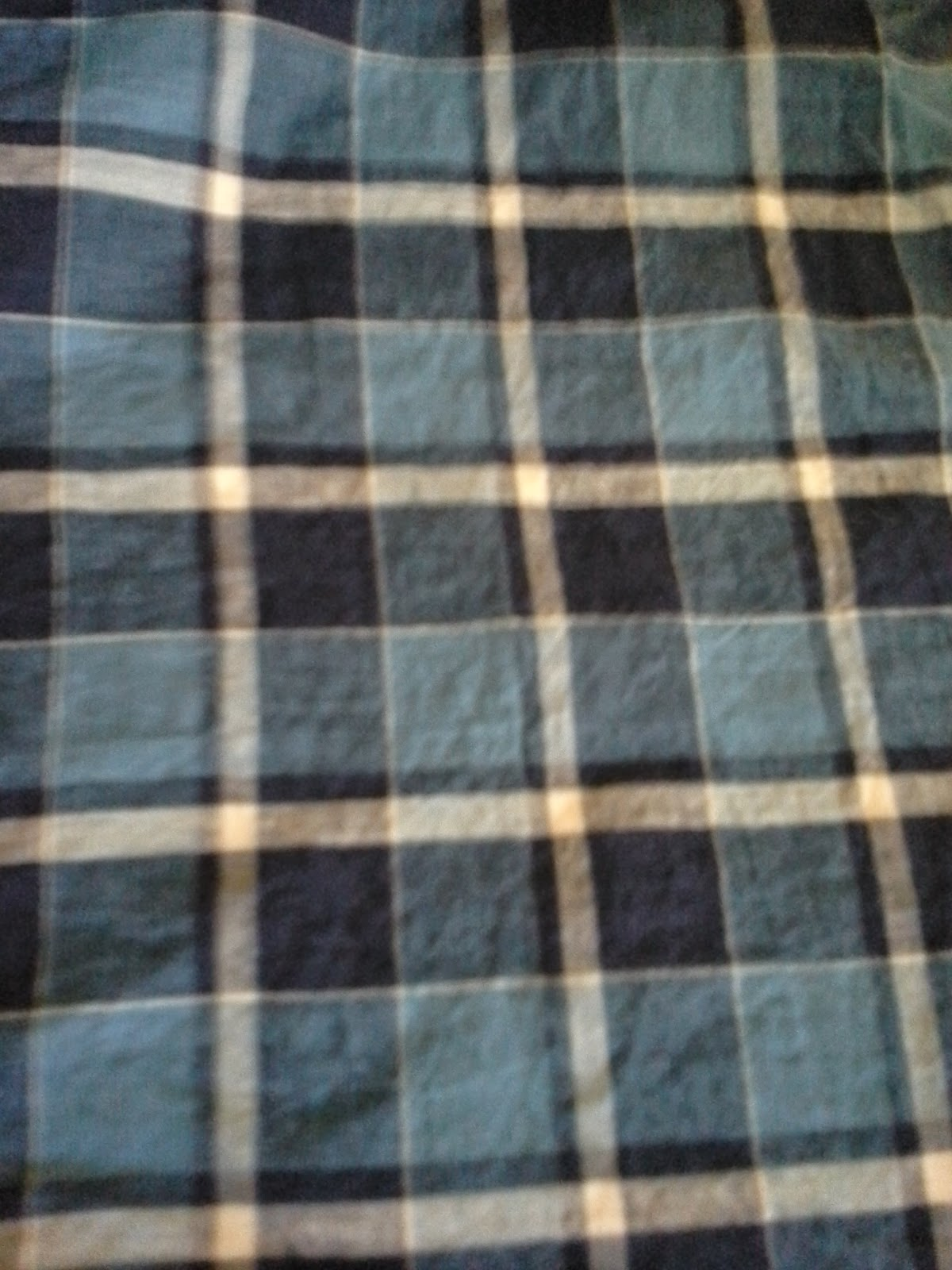 100% Cotton Madras