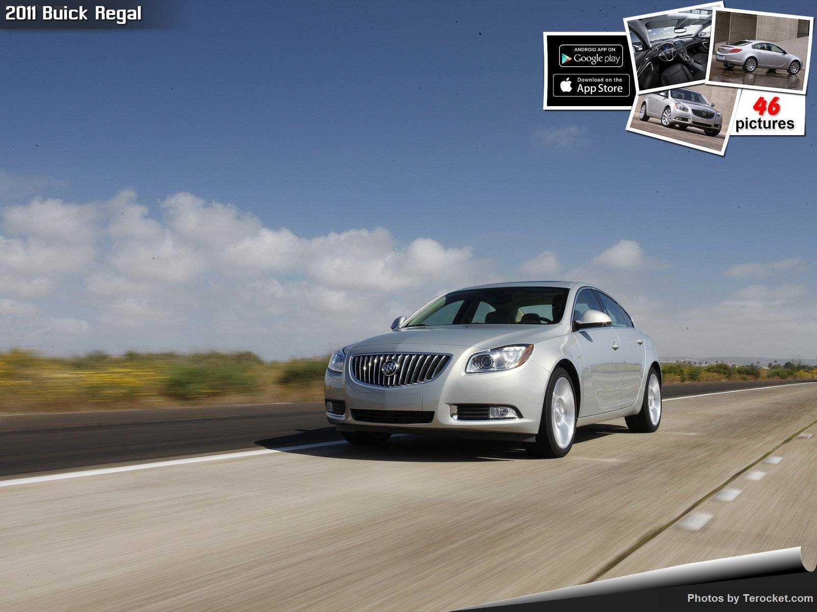 Hình ảnh xe ô tô Buick Regal 2011 & nội ngoại thất