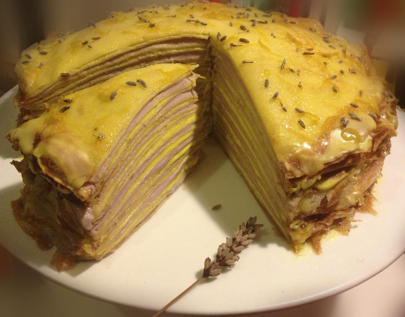 Pin Crepe Cake Cake on Pinterest