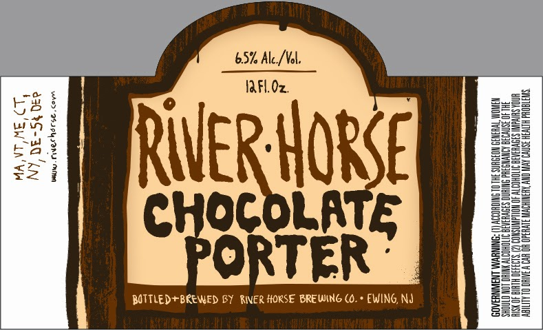 River Horse, Chocolate Porter, Ewing, NJ, Craft Beer