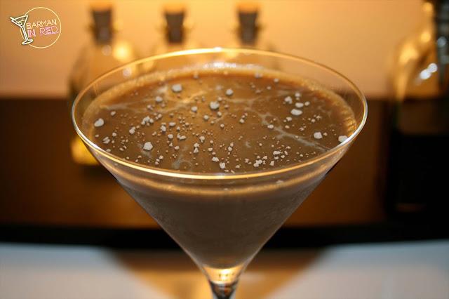 esencia de vodka cocktail
