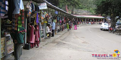Shop in Kodaikanal