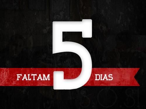 Faltam apenas cinco dias para encerrar a promoção de livros de futebol em homenagem ao 105º aniversário do Santos. Aproveite os enormes descontos!