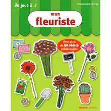 JE JOUE  LA FLEURISTE
