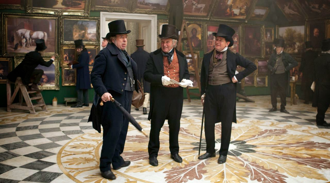 mr turner-timothy spall-clive francis-simon chandler