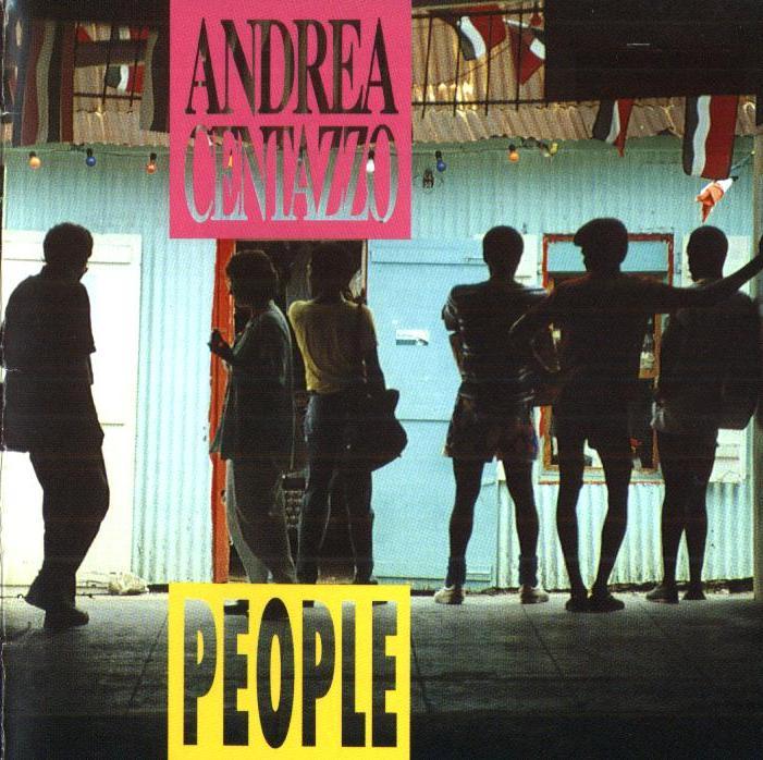 Andrea Centazzo The Music Of Gods