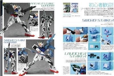 Gundam Real Grade Perfect Guide