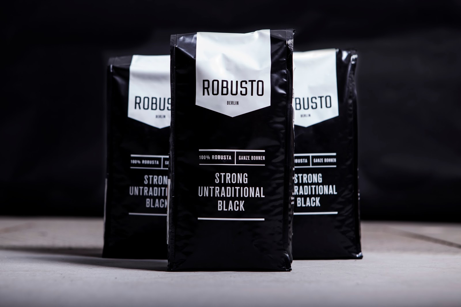 Robusto Berlin On Packaging Of The World Creative