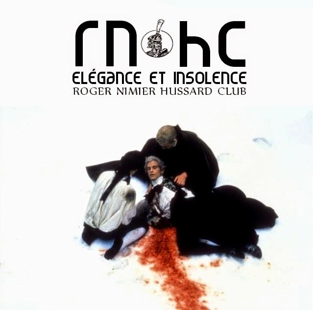 Club Roger Nimier, canal historique