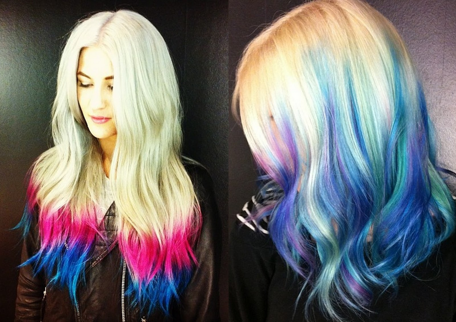 Hair Bleach : ... hair BLEACH Salon have got colour creativity down to a fine art