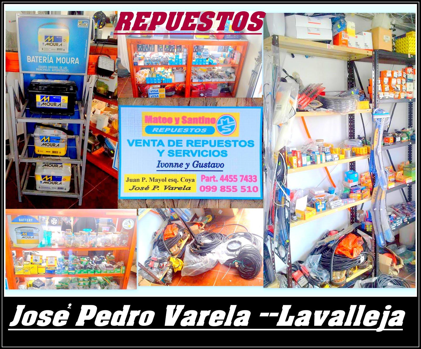 REPUESTOS MATEO-099 855 510