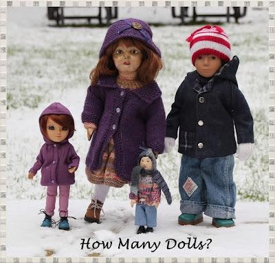 How Many Dolls?