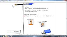 Les phrases en classe de français