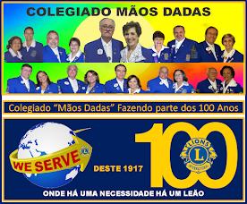 COLEGIADO MÃOS DADAS-2014/2015