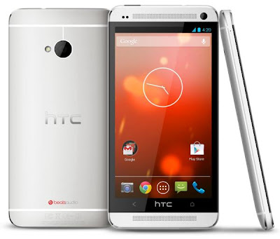 How To Install Android  4.2.2 Jellybean Google Play Edition Stock ROM in HTC One at ultimatechgeek.com