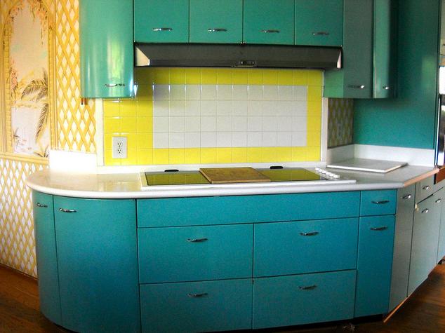 Excellent Vintage 1950 Kitchen Cabinets 634 x 475 · 595 kB · png