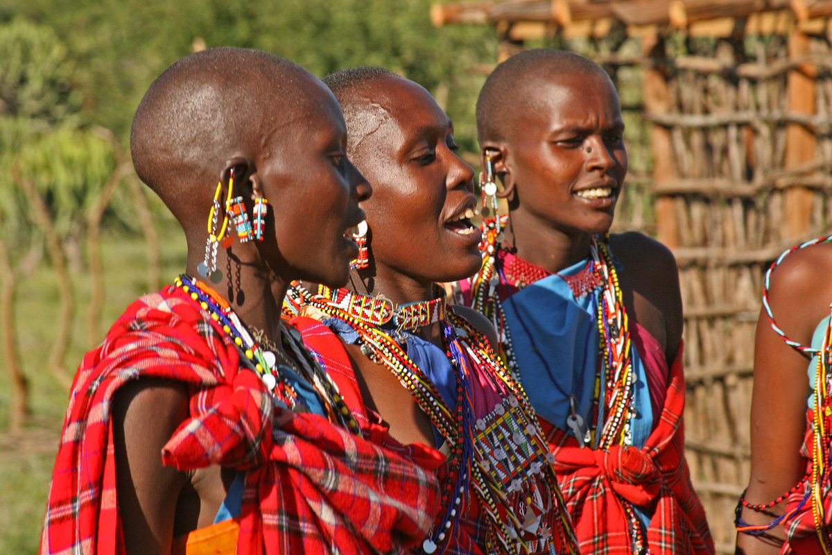 Kenyan People And Culture Maasai People | Ethnic...