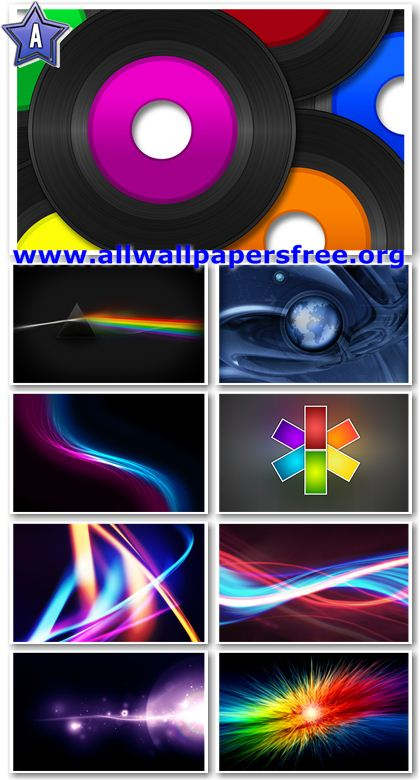 60 Amazing Colorful HD Wallpapers 2560 X 1600 [Set 5]