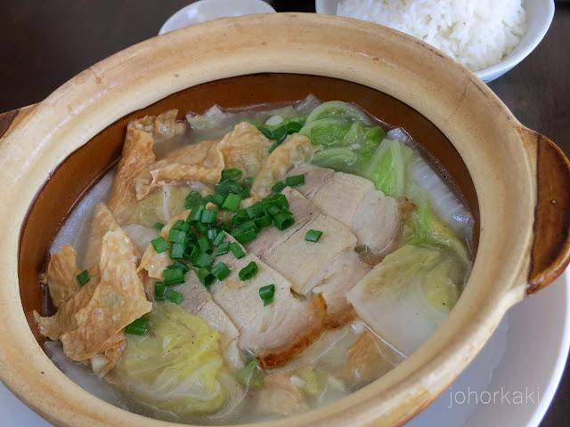 Nappa-Cabbage-with-Roast-Pork-Johor-Bahru