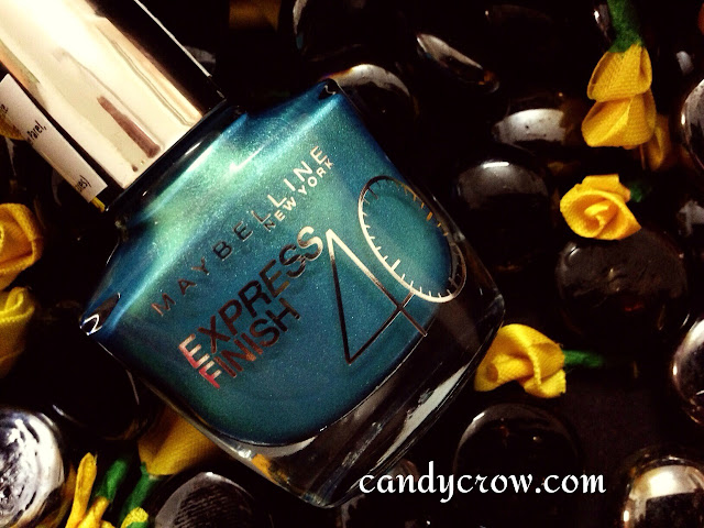 Maybelline Express Nail polish Review