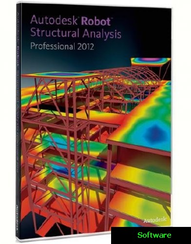 Autodesk Robot Structural Analysis Professional 2012 (x86+x64) ML RUS.