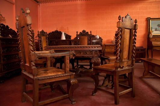 Acabados matiz restauracion de muebles antiguos - Restauracion muebles antiguos ...