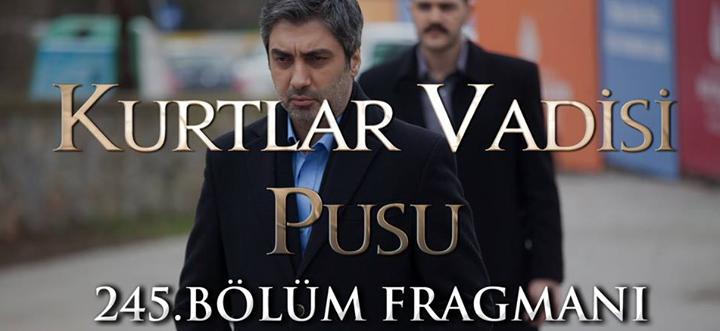 مسلسل وادي الذئاب  Kurtlar Vadisi Pusu الجزء 9 - اعلان الحلقتان 31 + 32 مترجم للعربية HD
