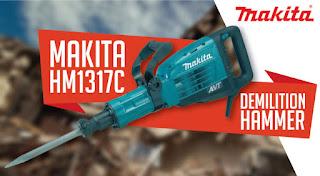 Jual Makita HM1317C - Makita HM1317C Bekasi - Jual Demolition Hammer Bekasi