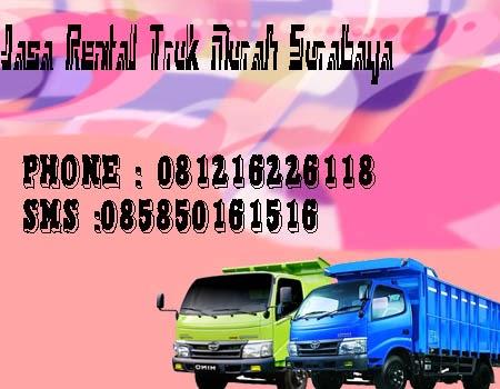 Jasa Rental Truk Murah Surabaya-Malang