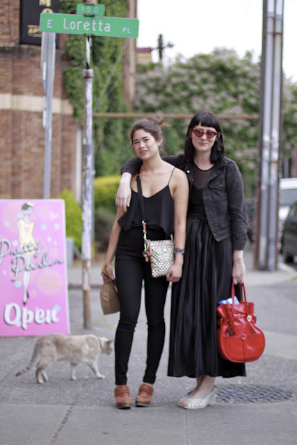 Seattle Street Style It's My Darlin' Nalina Baltzo Nicole Dolling Pretty Parlor