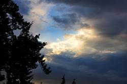 Ein Foto vom Himmel...