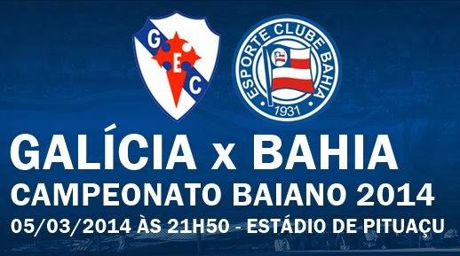 galícia x bahia - www.jogosdobahia.com.br