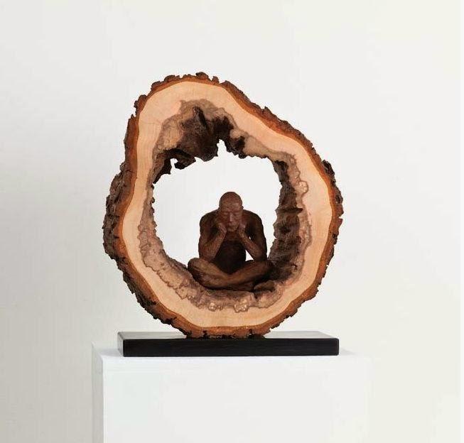 Stunning Sculptures by Anna Gillespie