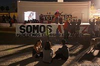 Novena acción global por Ayotzinapa