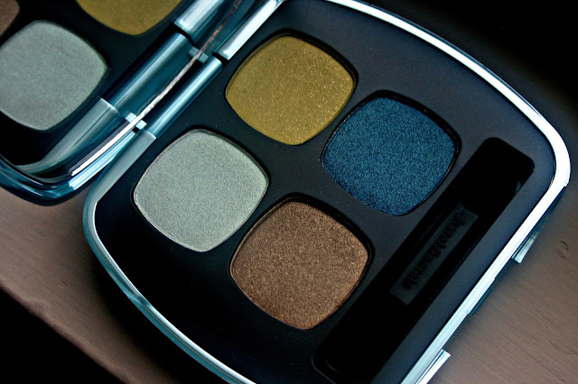 bareMinerals eady 4.0 Eye Shadow Quads in The Wild Thing