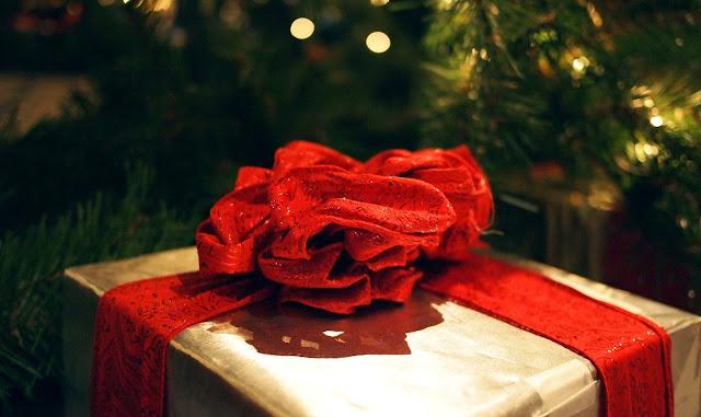 Świąteczne prezenty.