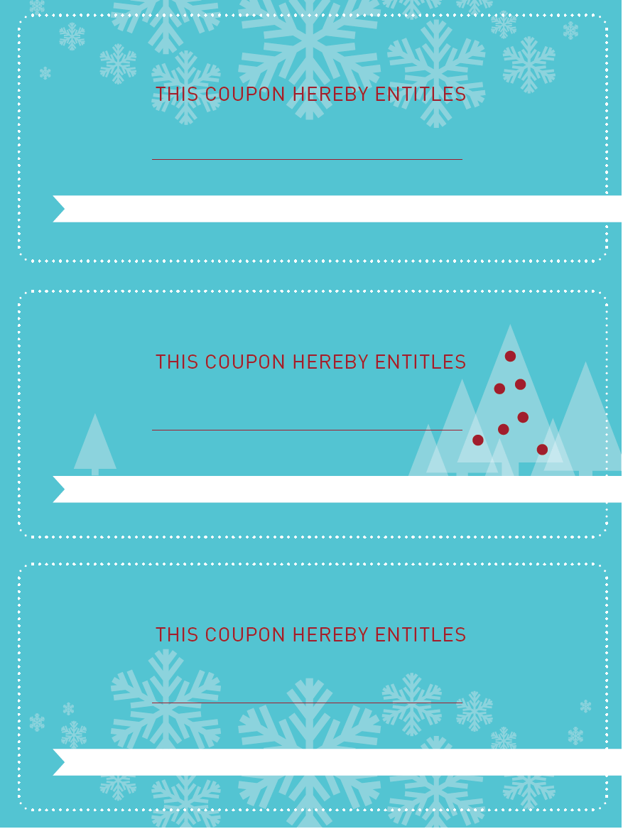 weelife printable holiday coupons printable holiday coupons merry christmas