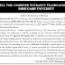 Combined Entrance Examination (CEE), 2015 Notification, Dibrugarh University, Assam