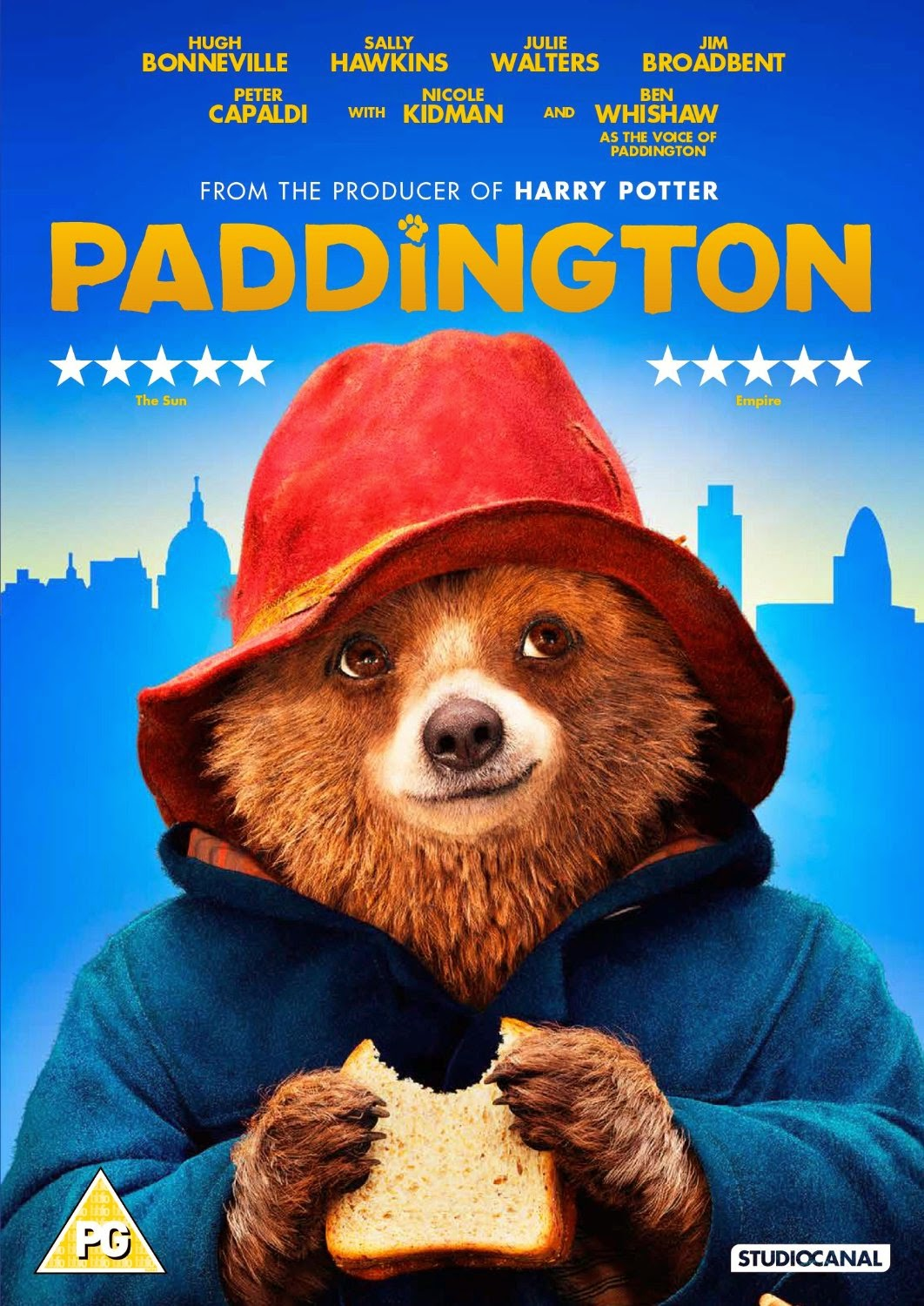 Paddington (2015) Movie Watch Online And Download [HD]