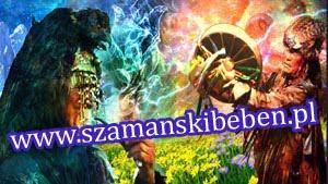Szamański bęben