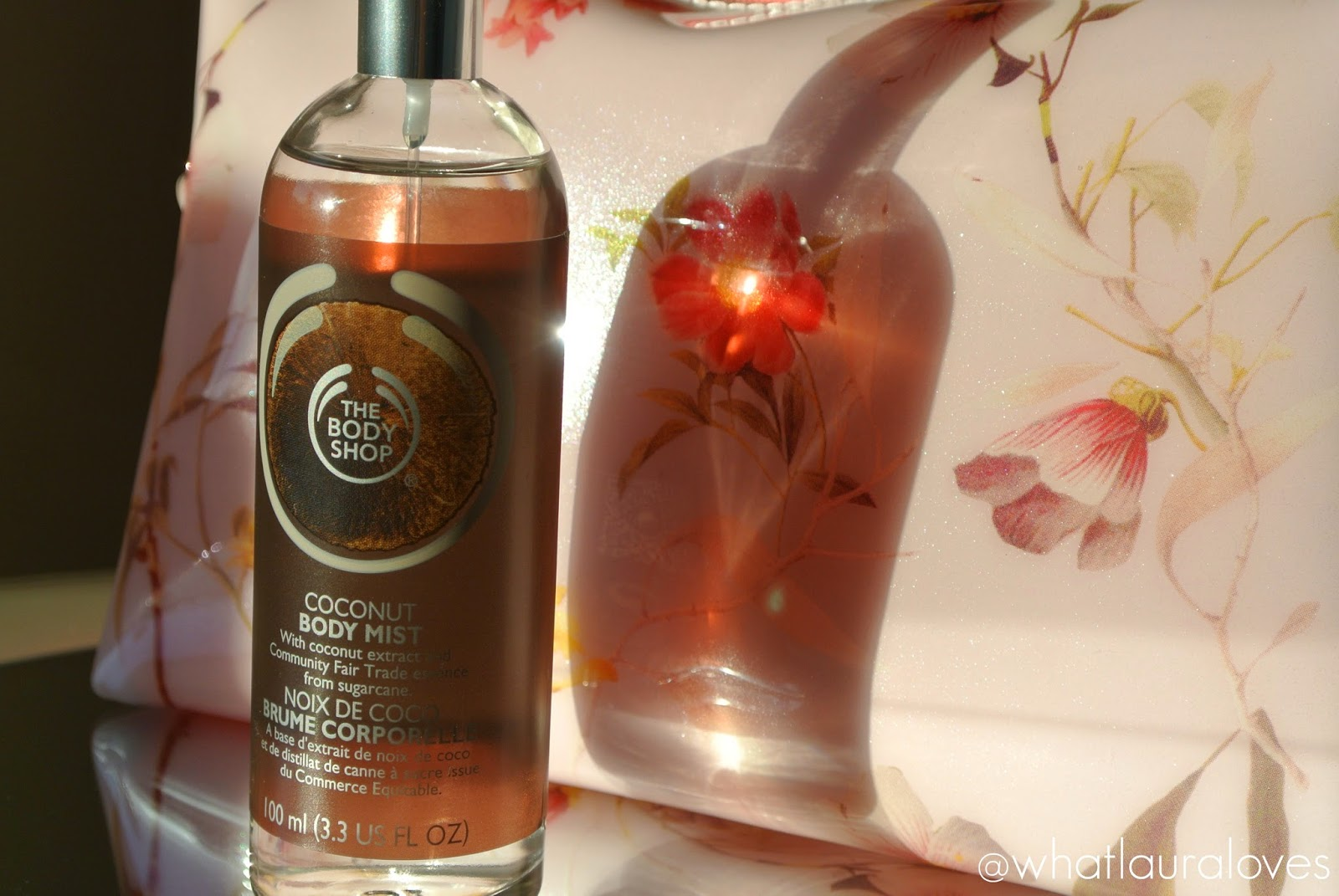 The Body Shop Coconut Range Gift Set Coconut Body Mist