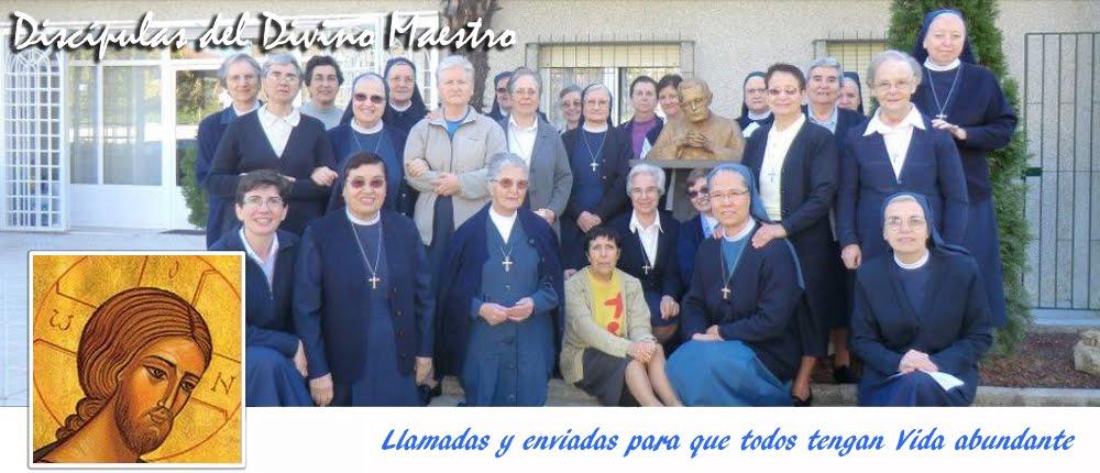 Discípulas del Divino Maestro - España